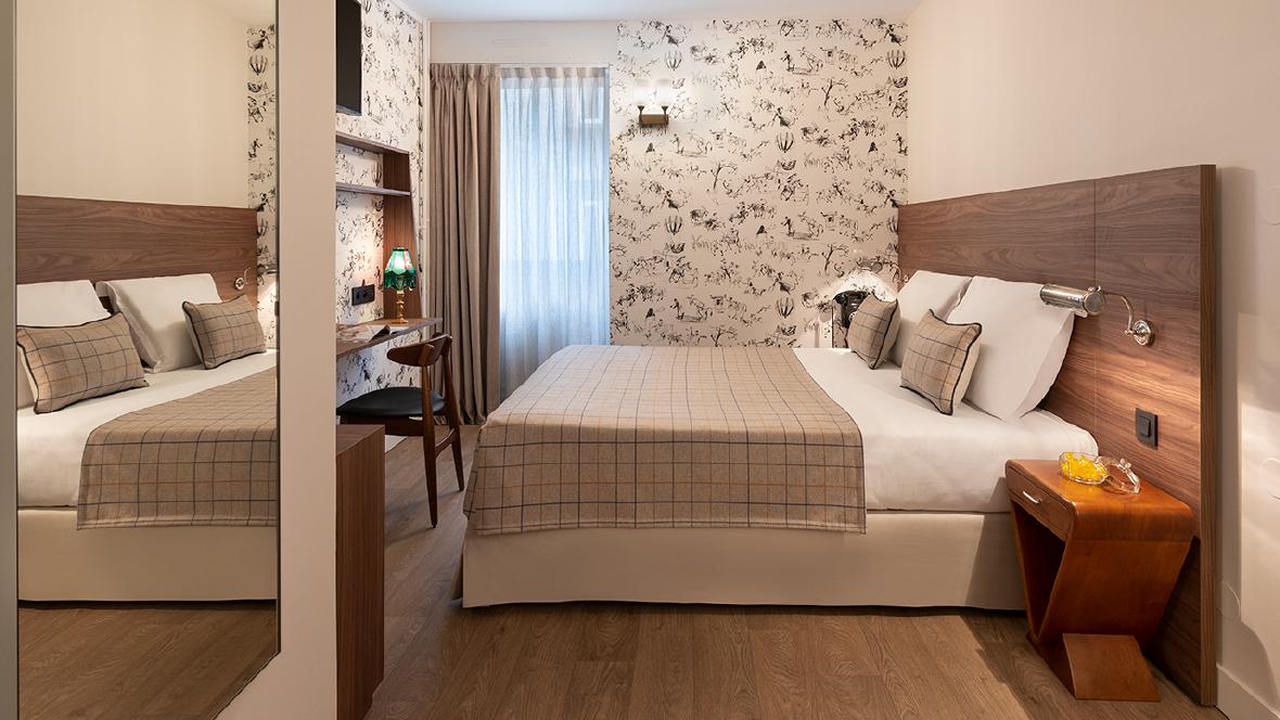 Maison Barbillon Hotel Grenoble Chambre